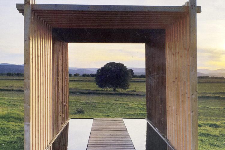 Instalación Land-Art